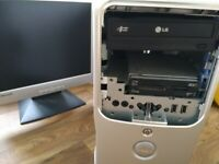 dell pc and matched monitor for sale