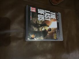 The Last of Us (Sony PlayStation 3, 2013 - GREAT CONDITION