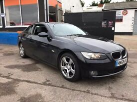 2008 BMW 320D AUTO COUPE ****1 OWNER FROM NEW**** F/S/HISTORY****PART EXCHANGE WELCOME