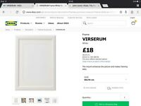 Ikea Virserum Frame, like new, 50 x 70 cm