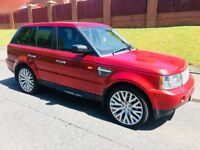 RANGE ROVER SPORT 2009 2.7 HSE *IMMACULATE CONDITION*