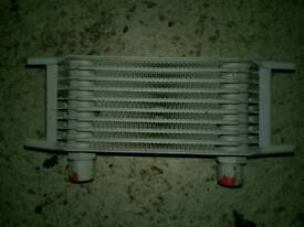 Earls oil cooler