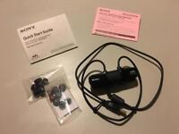 Sony earphones nwz-w273s