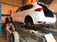 🇬🇧 295/35/21 Pirelli, Michelin Porsche Cayenne, Audi Q7 Tyres, Quality Part Worn, 225/40/18. Used