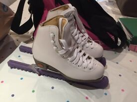 Riedell ice skates