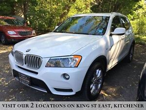2013 BMW X3 28i | NO ACCIDENTS | DUAL ROOF | XENON