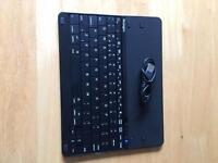 Kensington blue tooth keyboard charging lead work on all iPads new