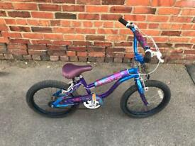 "Childs Bike. 18"" Wheels, Serviced, Free Lights & Delivery."