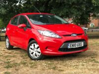 2010 FORD FIESTA 1.6 DIESEL ** 90K ** FULL SERVICE HISTORY** CAMBELT REPLACED
