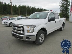 2016 Ford F-150 XLT Super Crew 4x4 - 28,057 KMs, 6 Passenger