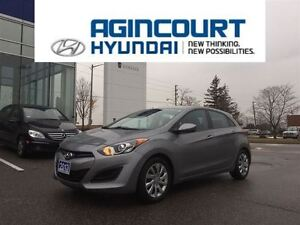 2013 Hyundai Elantra GT GL/HEATED SEATS/OFF LEASE/ONLY 33983KMS