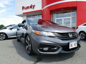 2015 Honda Civic SI w/Backup Cam, Heated Front Seats, A/C