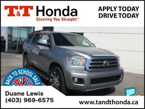 2010 Toyota Sequoia Platinum * Rear Camera, DVD, Heated Seats, L