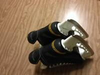 Awesome skates that was used only for one season Bauer pro