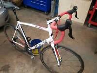Specialized Allez Sport 61cm road bike UPGRADES