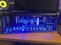 Hughes & kettner Grandmeister 36 and official Midi footswitch