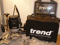 2 TREND ROUTERS T11 2000W