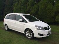 Vauxhall Zafira 1.7 CDTi Design 5dr (nav)