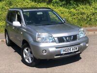 2005 Nissan X-trail SVE 2.2 Diesel, DCI, 4x4, NEW MOT, 115000 Miles SERVICE HIST