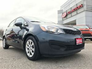 2014 Kia Rio LX+ Kitchener / Waterloo Kitchener Area image 3