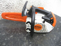 STIHL CHAINSAW MS 150 TC