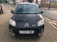 2009 (59) CITROEN C3 PICASSO 1.6 HDi VTR + MANUAL 5 DR EXCELLENT CONDITION