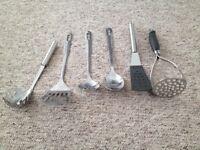 Starter utensil set.