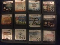 ds games £40 for all