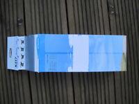 Prorack S-wing Whispbar PRK317 adapter kit Mondeo 2007-20014 silent roof bars roofbars through bars
