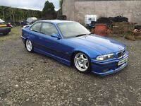 bmw e36 m3 3.0 5 speed for sale