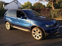 """BMW X5 3.0d Sport Exclusive Le Mans Edition sat nav 20""""wheels heated leather pan roof tv function +"""