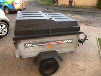 Erde 122 Lockable/Tippable Trailer (size 4' x 3')
