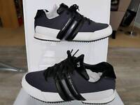 Y3 adidas original sprint trainers s83201 uk size 9