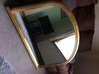 old style mirror