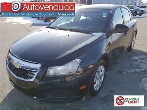 2012 Chevrolet Cruze LT Turbo