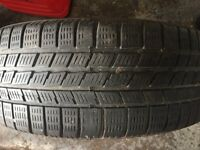185/55/15 1855515 4mm good tyre