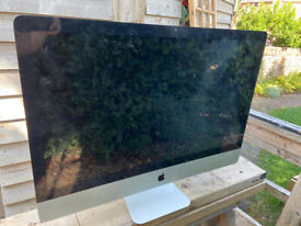 27 inch iMac circa 2010 for spares ...