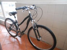 """Marin Redwood 15"""" Ladies bike. Excellent condition.Regularly serviced. One owner from new."""