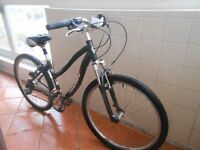 "Marin Redwood 15"" Ladies bike. Excellent condition.Regularly serviced. One owner from new."