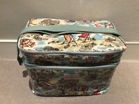 Cath Kidston oilcloth picnic basket - never used!