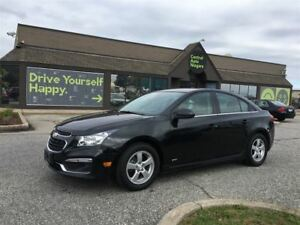 2015 Chevrolet Cruze 1LT / SUNROOF / UPGRADED SOUND SYSTEM