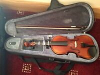 Half size Copeland violin