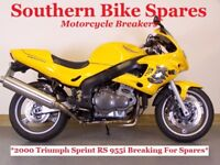 2000 Triumph Sprint RS 955i *Breaking For Spares / Parts* 955 i