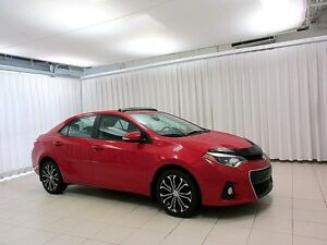 2014 Toyota Corolla COROLLA S- FULL LEATHER WITH NAVIGATION AND