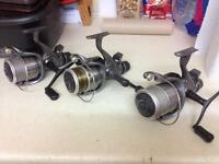 !! 3 X SHIMANO 10000 XTE SUPERBAITRUNNERS !!