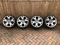 "BMW 19"" Tiger Claw Alloys"