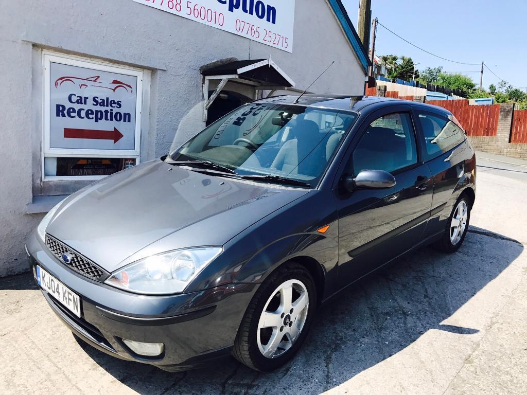 FORD FOCUS 1.6 EDGE CLEAN AND TIDY £895!!