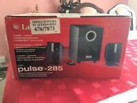 Labtec Pulse-285 2.1 Surround Sound