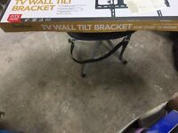 Wall bracket/mount for TV - holds size 33 - 60 inch TV's - brand new never out the box with fittings