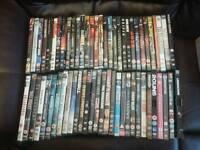 88 DVD's